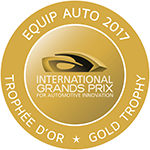 médaille d'or grand prix international de l'innovation automobile