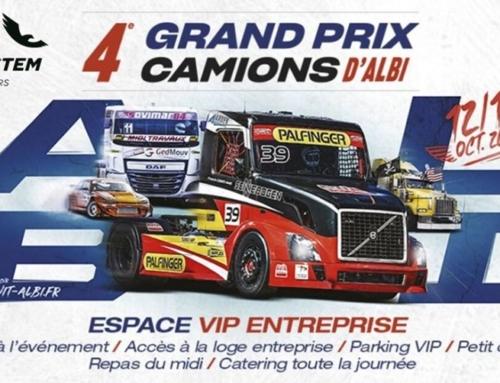 Grand Prix Camions d'Albi – 12-13 Octobre